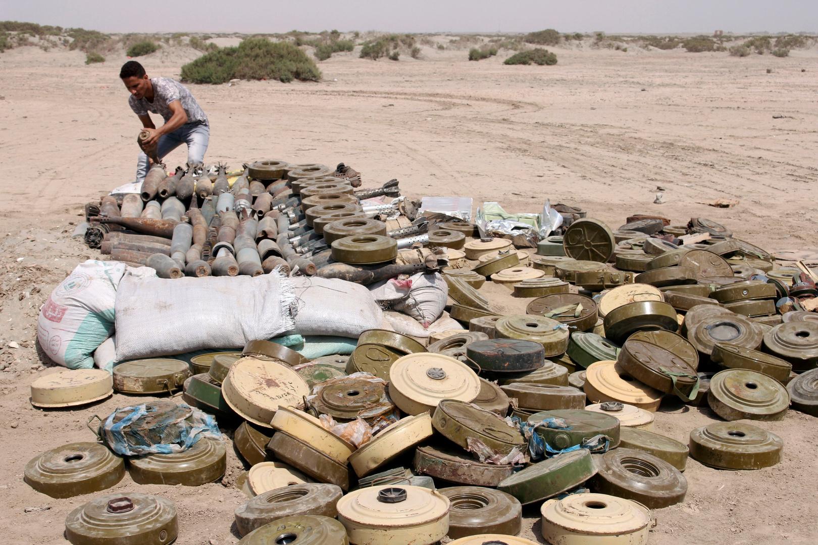 السعودية تمدد مشروعها لنزع الألغام في اليمن لمدة عام