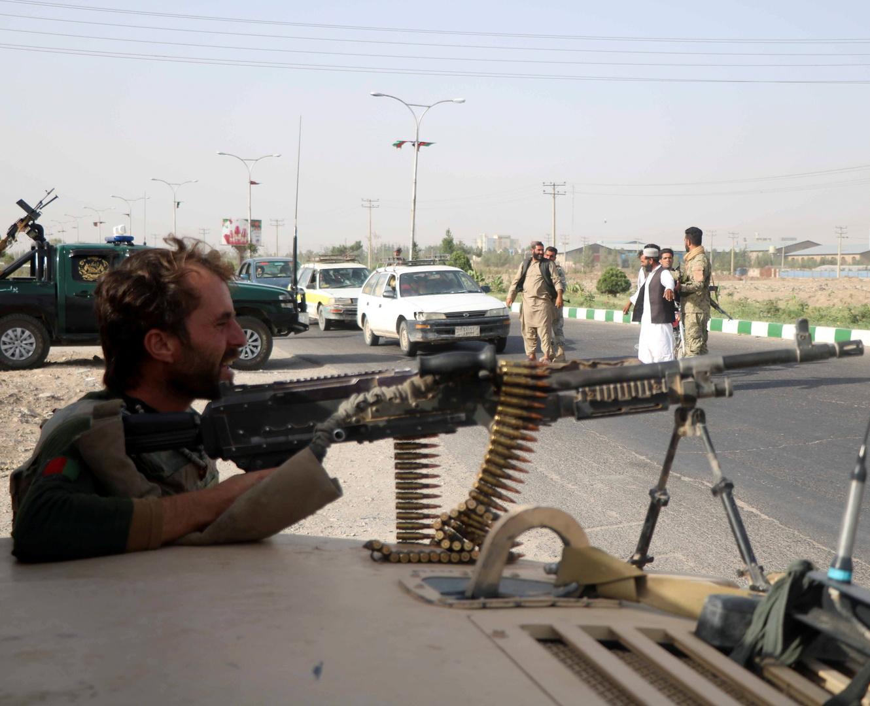 وزير الدفاع الأمريكي ينصح القوات الأفغانية بما ينبغي عليها فعله أولا بعد انسحاب قوات بلاده