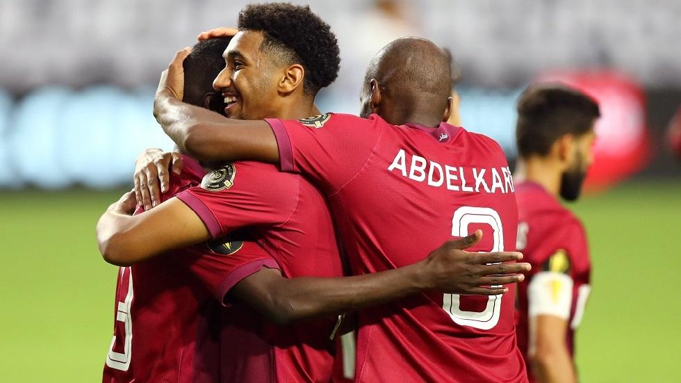 الكأس الذهبية.. الضيفة قطر تبلغ نصف النهائي (فيديو)