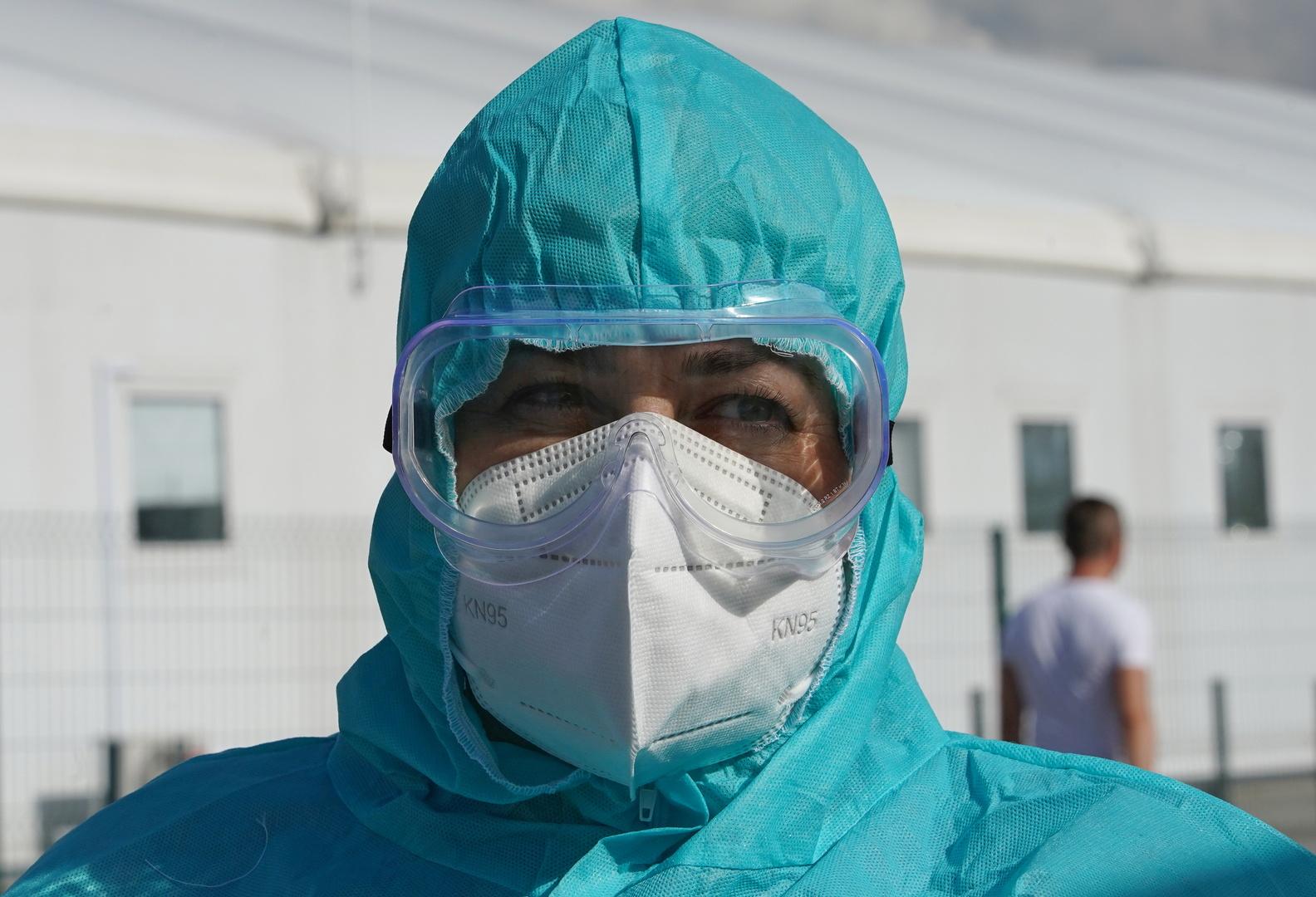 روسيا.. 24072 إصابة جديدة بفيروس كورونا