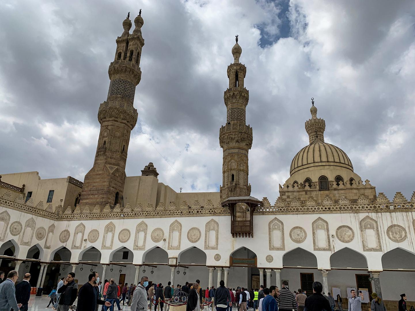 جامع الأزهر في مصر