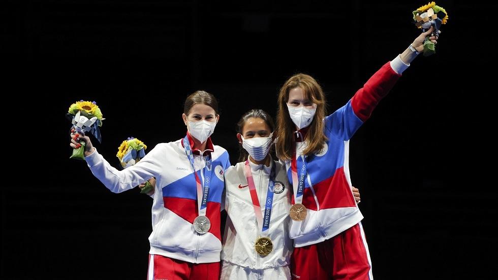 أمريكا تقتنص ذهبية جديدة بالسلاحفي أولمبياد طوكيو