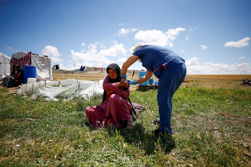 تركيا.. إصابات كورونا اليومية تتجاوز ثلاثة أضعاف المستوى المسجل في أوائل يوليو