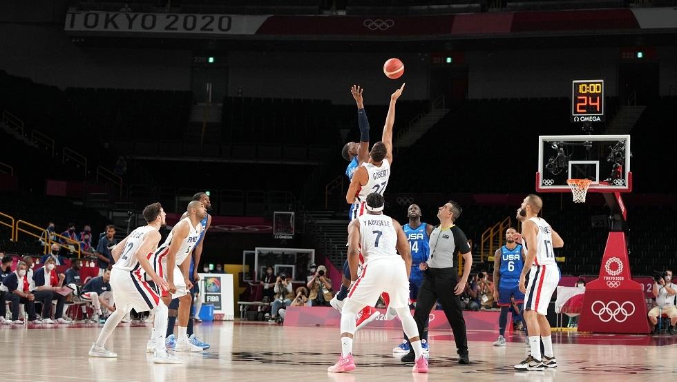 المنتخب الأمريكي لكرة السلة يتعرض لأول هزيمة في الألعاب الأولمبية منذ دورة أثينا 2004