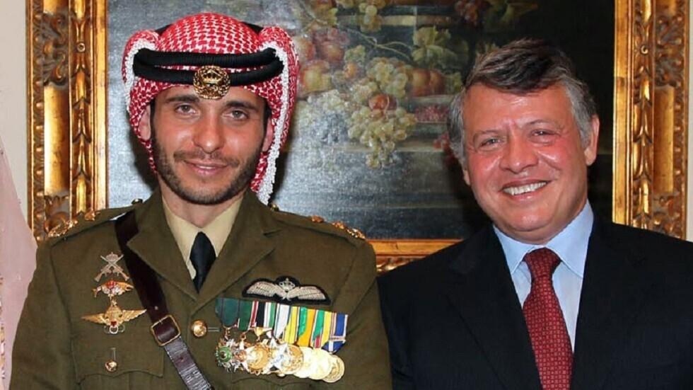 العاهل الأردني: الأمير حمزة تصرف كهاو وبشكل مخيب للأمل وتم استغلال طموحاته