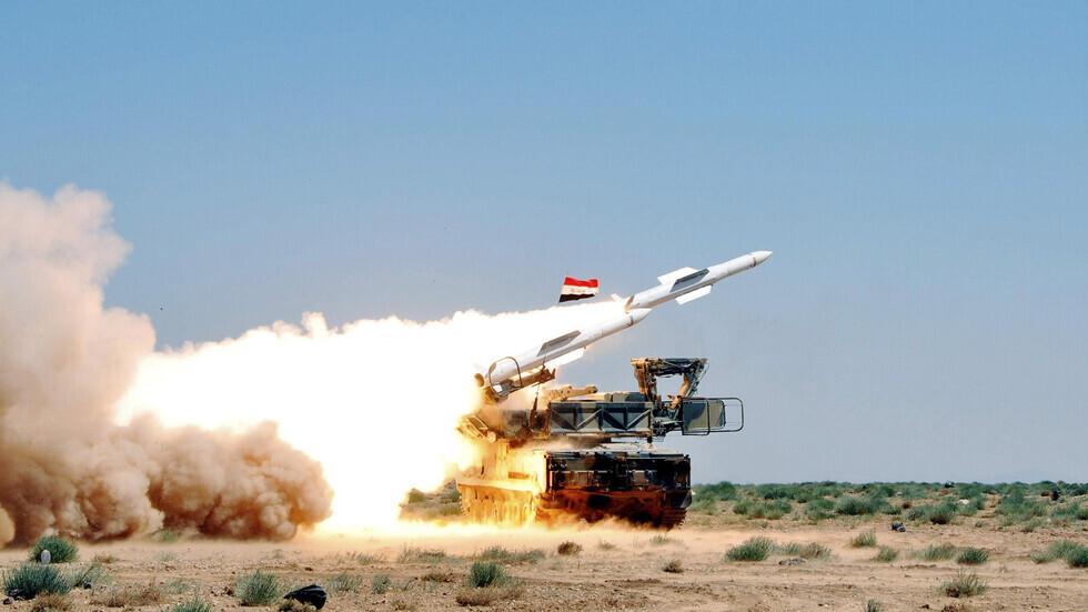 الدفاع الروسية: قوات الدفاع الجوي السورية تصد ضربة من مقاتلتين إسرائيليتين