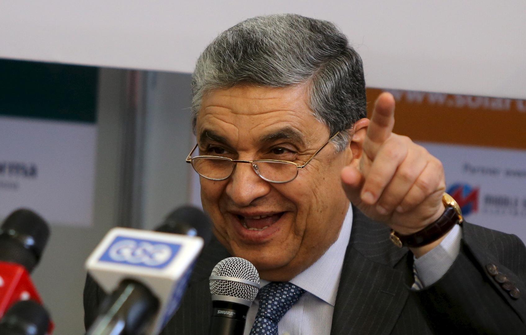 وزير الكهرباء المصري يعلن موعد تصنيع أولى معدات محطة الضبعة النووية