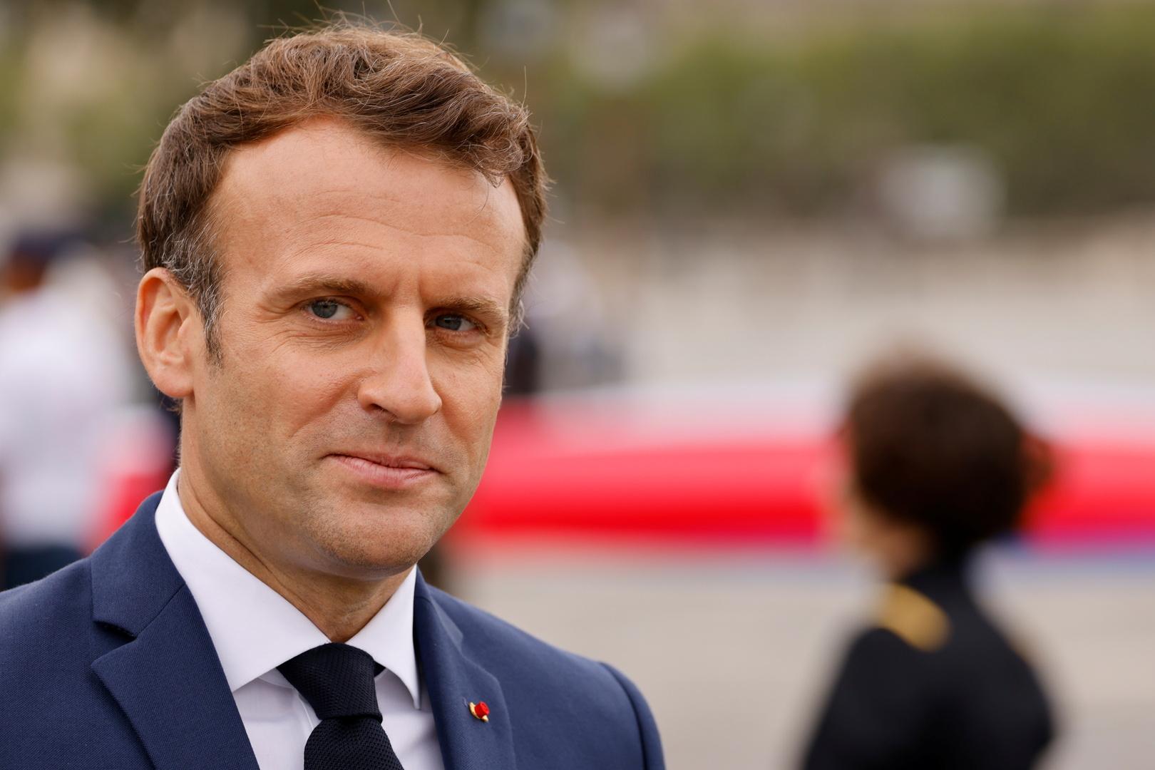 ماكرون يواجه ضغوطا لتقديم اعتذار عن التجارب النووية في بولينيزيا الفرنسية