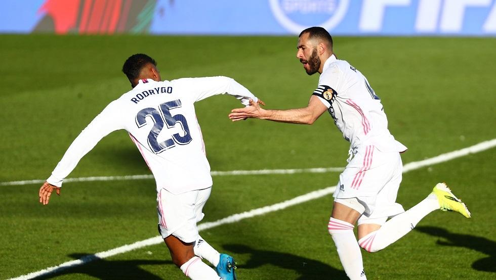ريال مدريد يسقط في اختباره أمام رينجرز