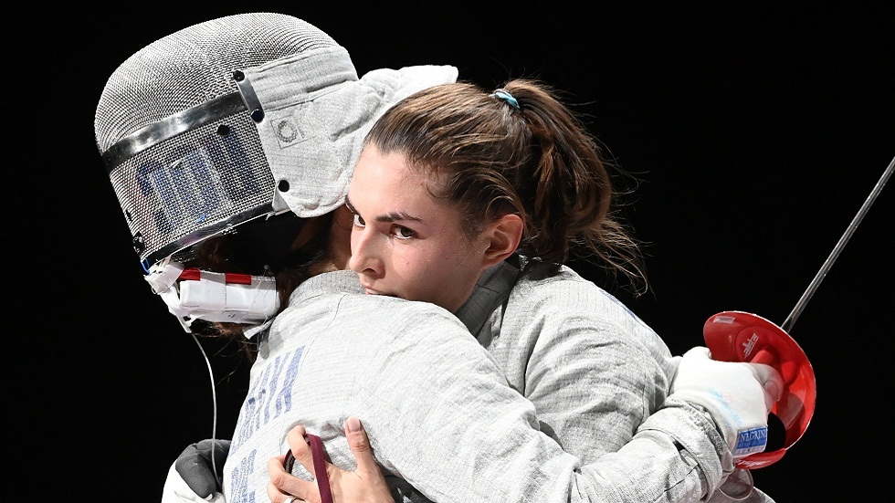 روسيا تحرز ميدالية ذهبية ثانية في أولمبياد طوكيو
