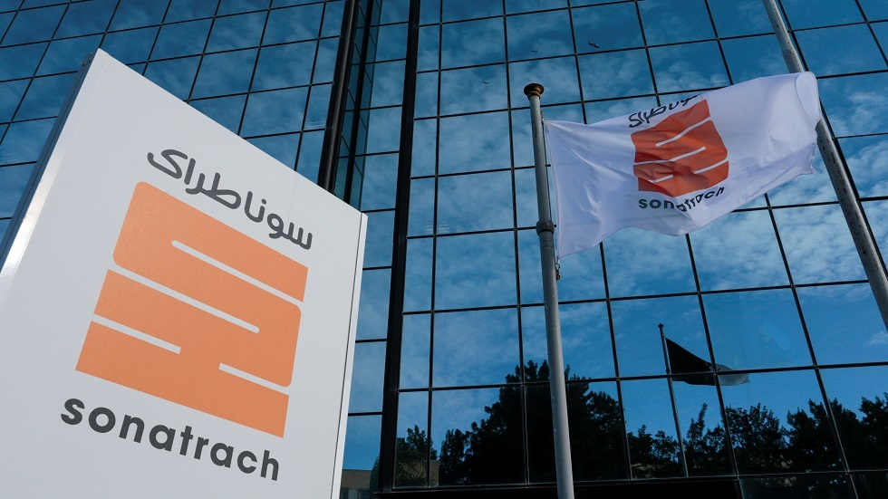 مقر شركة سوناطراك النفطية الجزائرية