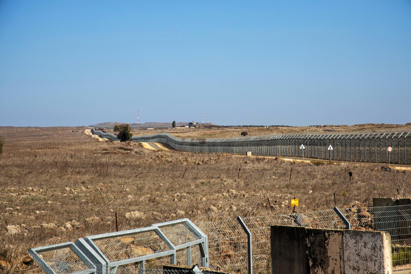 القضاء الإسرائيلي يحكم بالسجن 8 أشهر على إسرائيلية اجتازت الحدود إلى سوريا