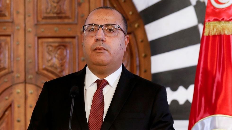 رئيس الحكومة التونسية المقال من منصبه هشام المشيشي