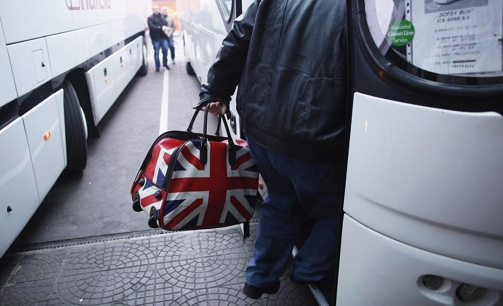 دراسة: نحو 90 بالمئة من النمو السكاني في بريطانيا مرده إلى المهاجرين وذريتهم