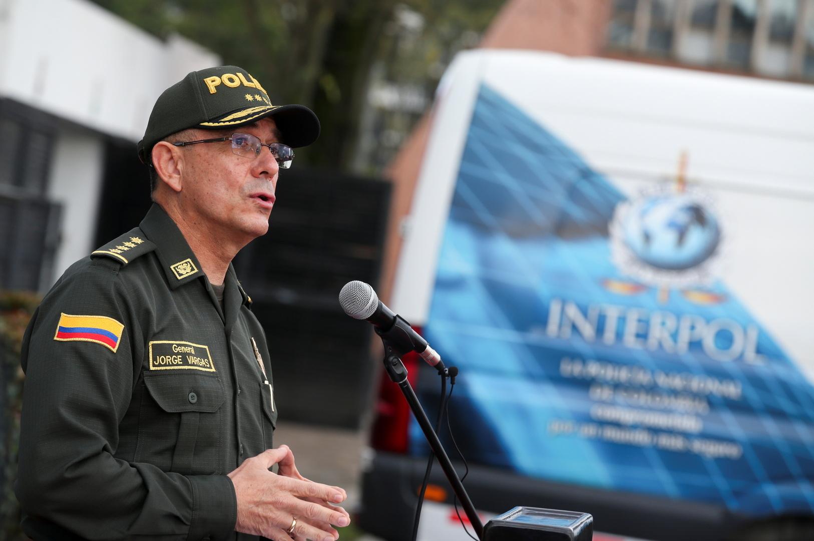 شرطة كولومبيا: هناك مذكرة اعتقال للإنتربول بحق مدبر محاولة اغتيال الرئيس دوكي