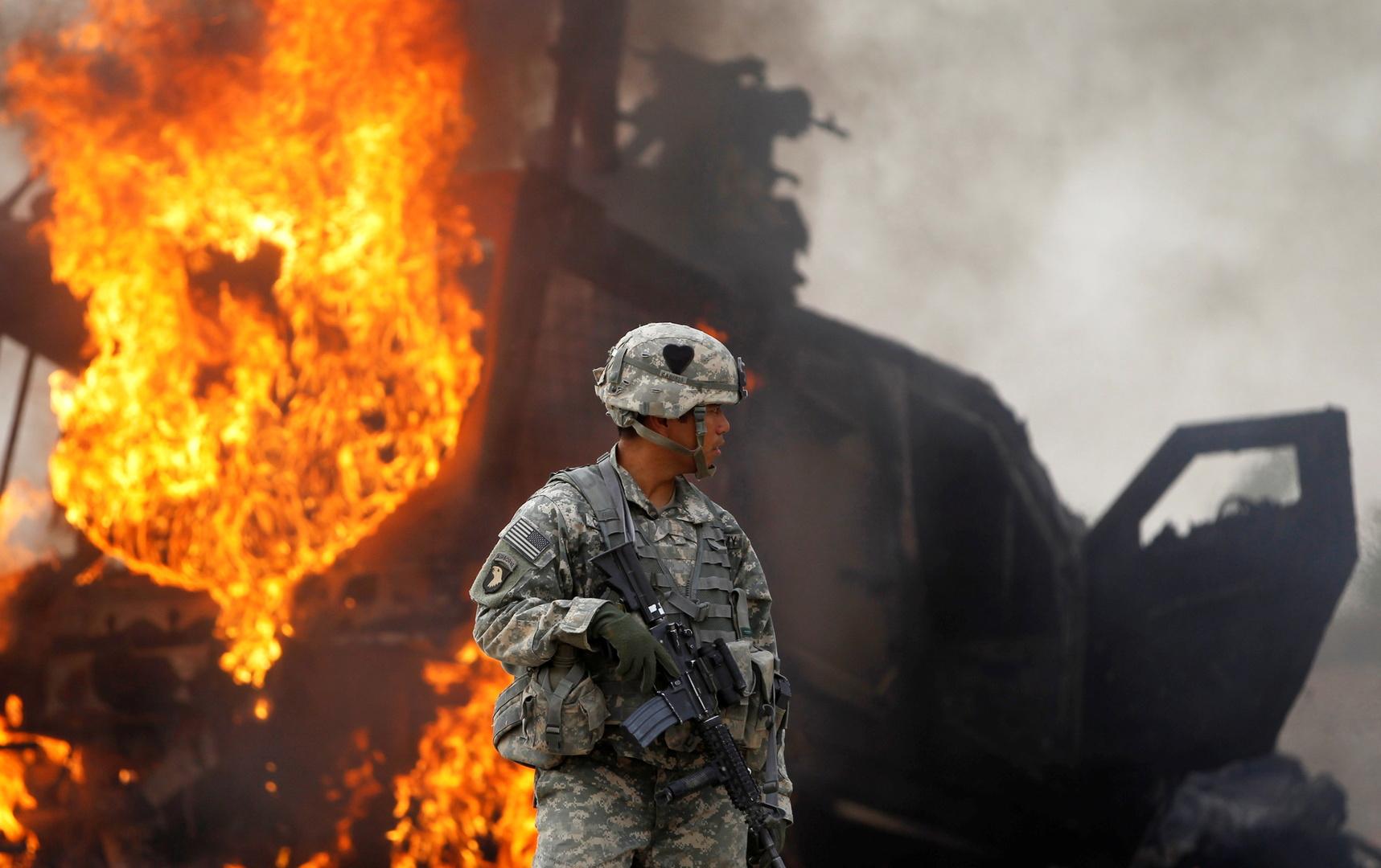 استطلاع رأي.. حوالي نصف الأمريكيين يعتبرون الحرب في أفغانستان خطأ