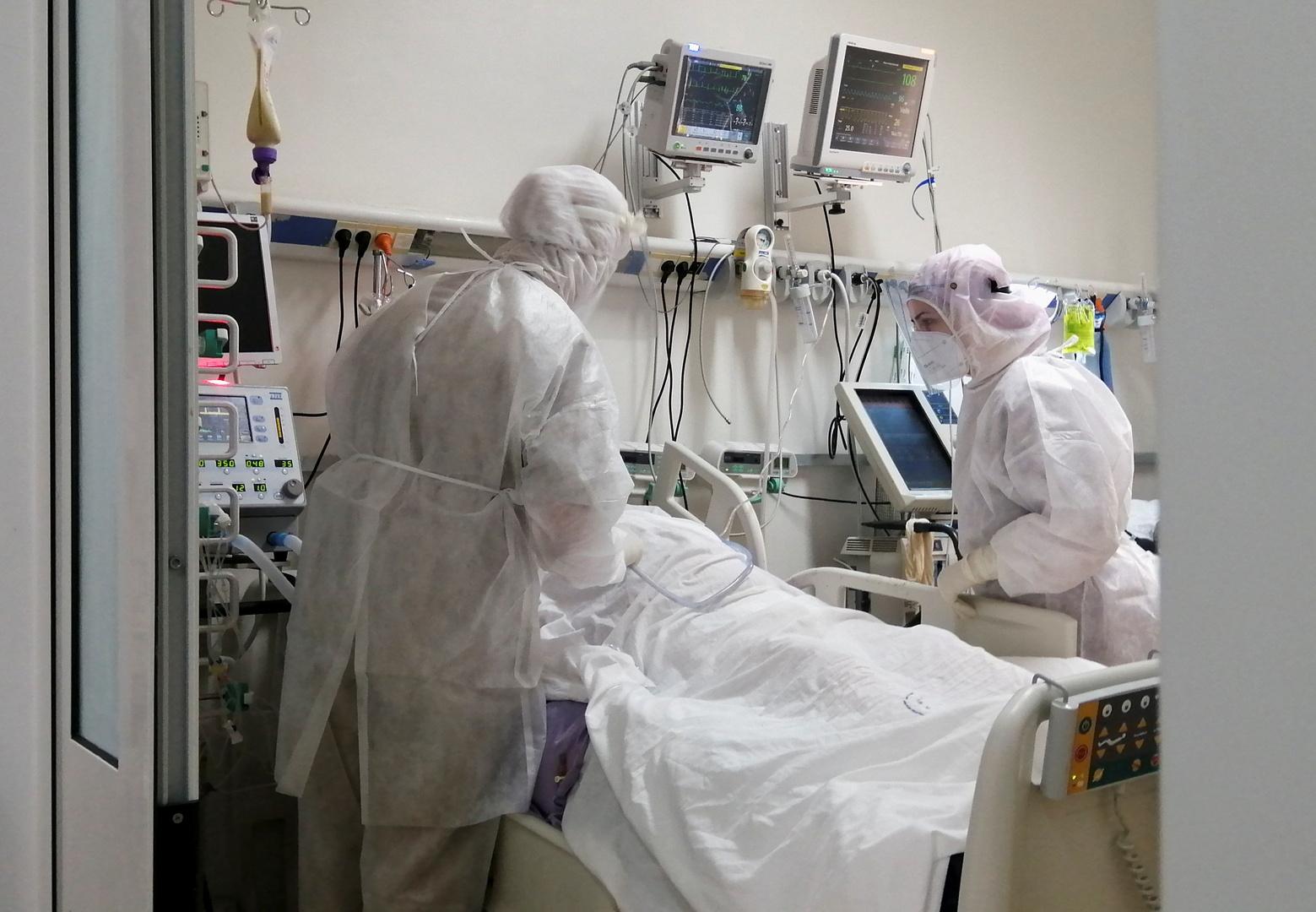 الولايات المتحدة تسلم تونس مليون لتر من الأكسجين لمكافحة تفشي وباء كورونا