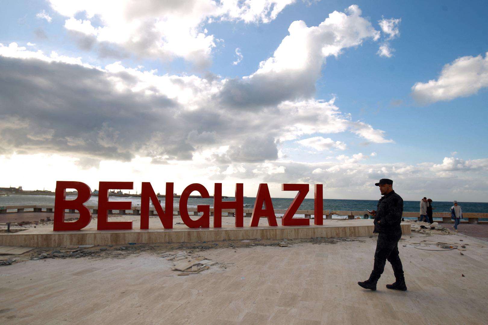ليبيا.. تفاصيل مقتل آمر اللواء التاسع مشاة في بنغازي