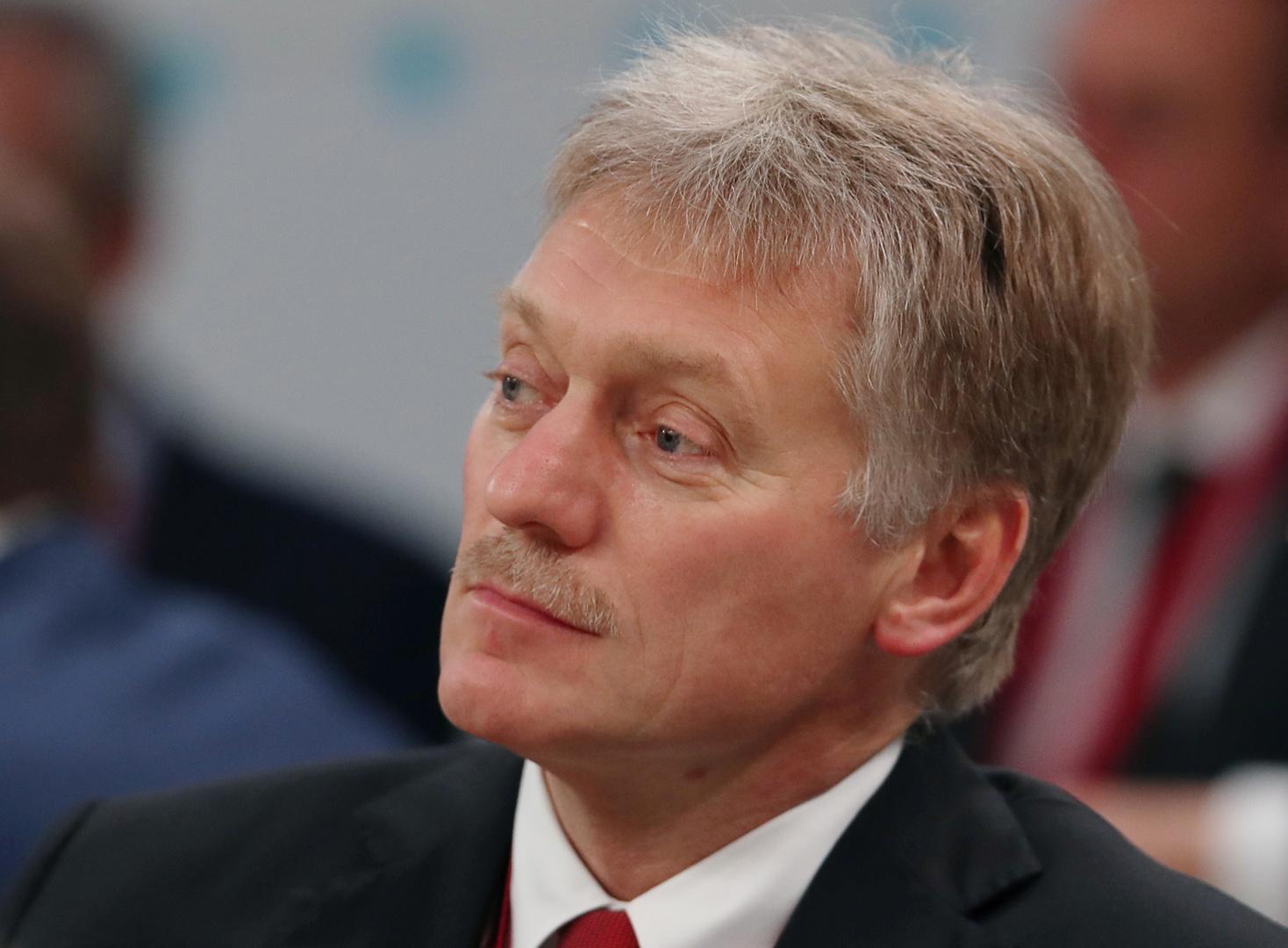 بيسكوف: يجب ألا يتفاقم الوضع في الشرق الأوسط بعد قرار واشنطن إنهاء مهام قواتها في العراق