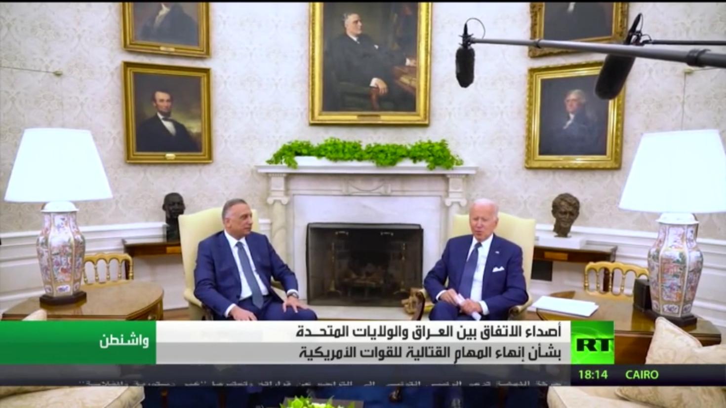 أصداء الاتفاق الاستراتيجي بين بغداد وواشنطن