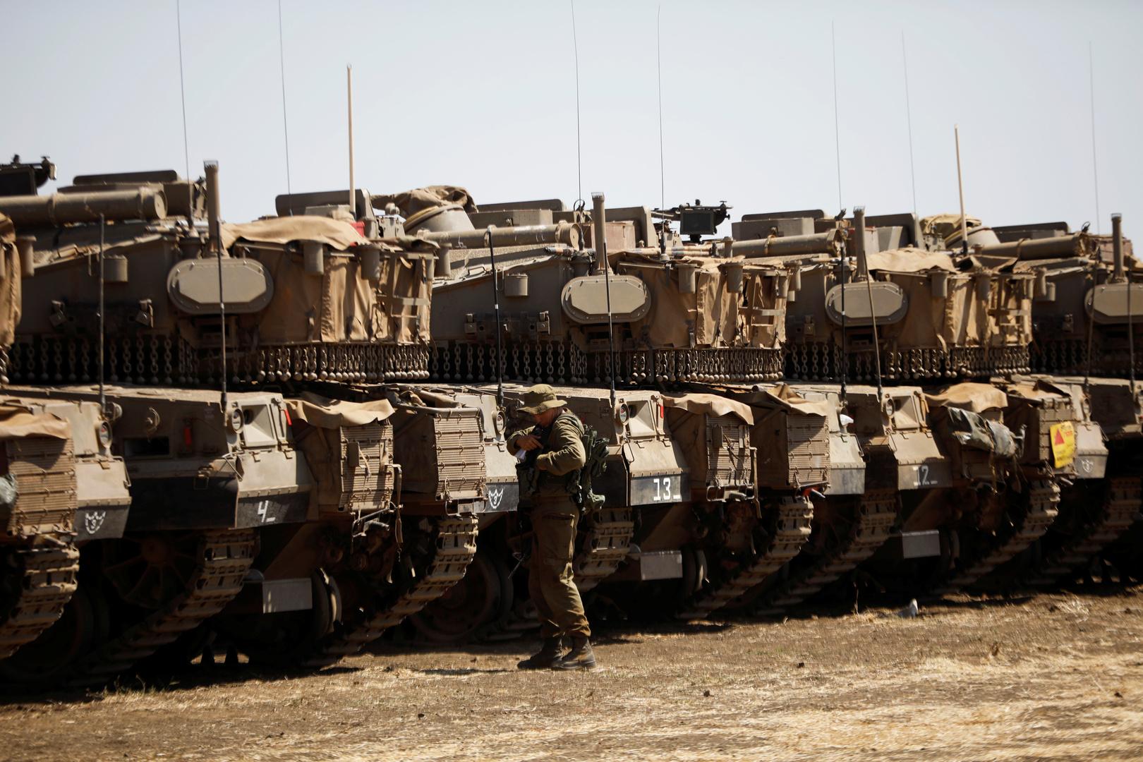 مركز أبحاث أمني إسرائيلي يخطر السلطات بضرورة الاستعداد لخيار عسكري في مواجهة
