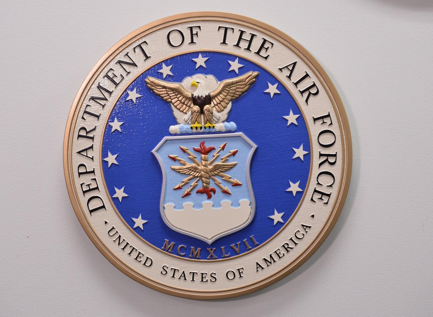 شعار وزارة القوات الجوية الأمريكية