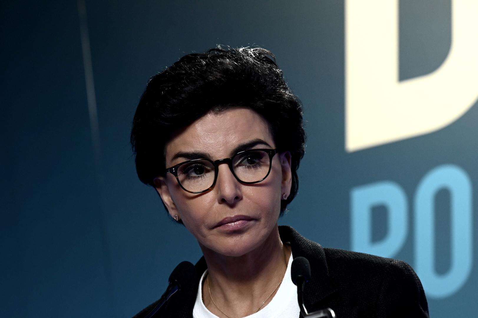 توجيه تهمة الفساد إلى وزيرة العدل الفرنسية السابقة رشيدة داتي