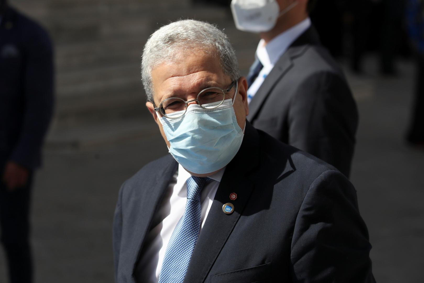 وزير الخارجية التونسي عثمان جراندي