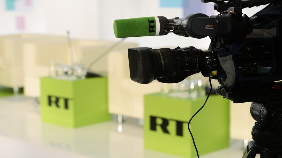 RT تشارك في نهائيات جوائز مسابقة Emmy العالمية