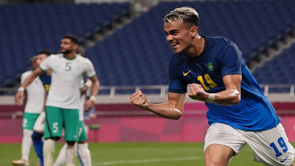 منتخب السعودية لكرة القدم يودع ألعاب طوكيو بخسارة أمام البرازيل