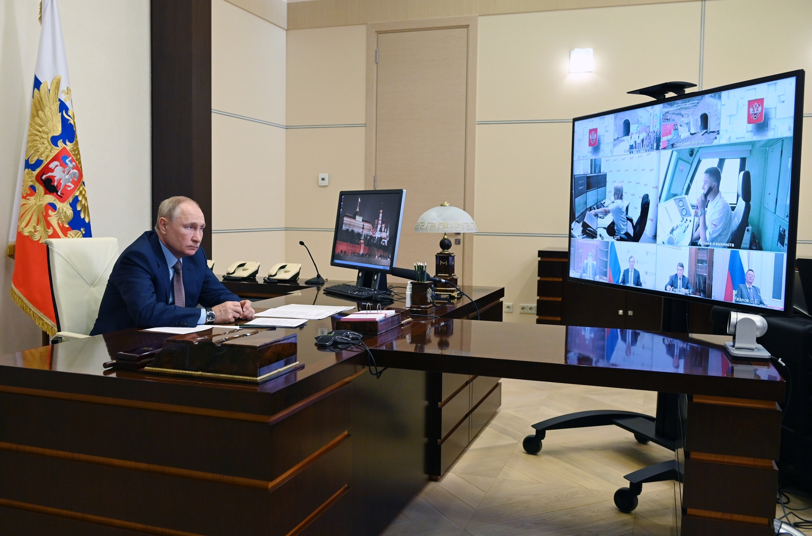 الرئيس الروسيفلاديمير بوتين