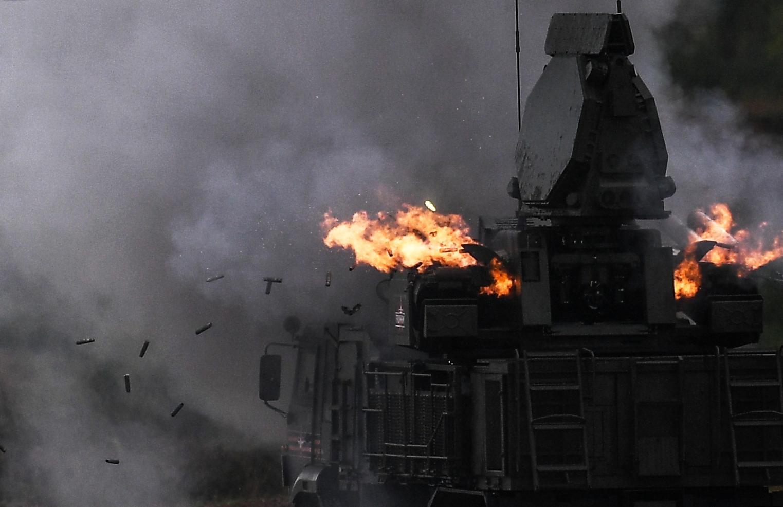 الدفاع الروسية: الدفاع الجوي السوري دمر طائرة مسيرة أطلقها مسلحون