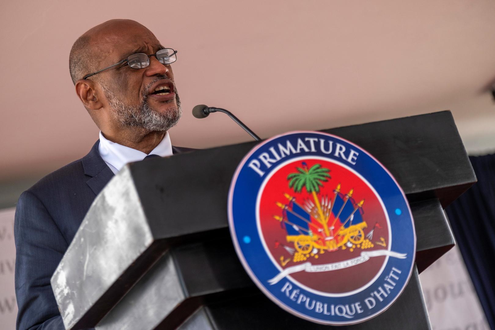 رئيس وزراء هايتي: الحكومة تخطط لإجراء الانتخابات في أقرب وقت ممكن