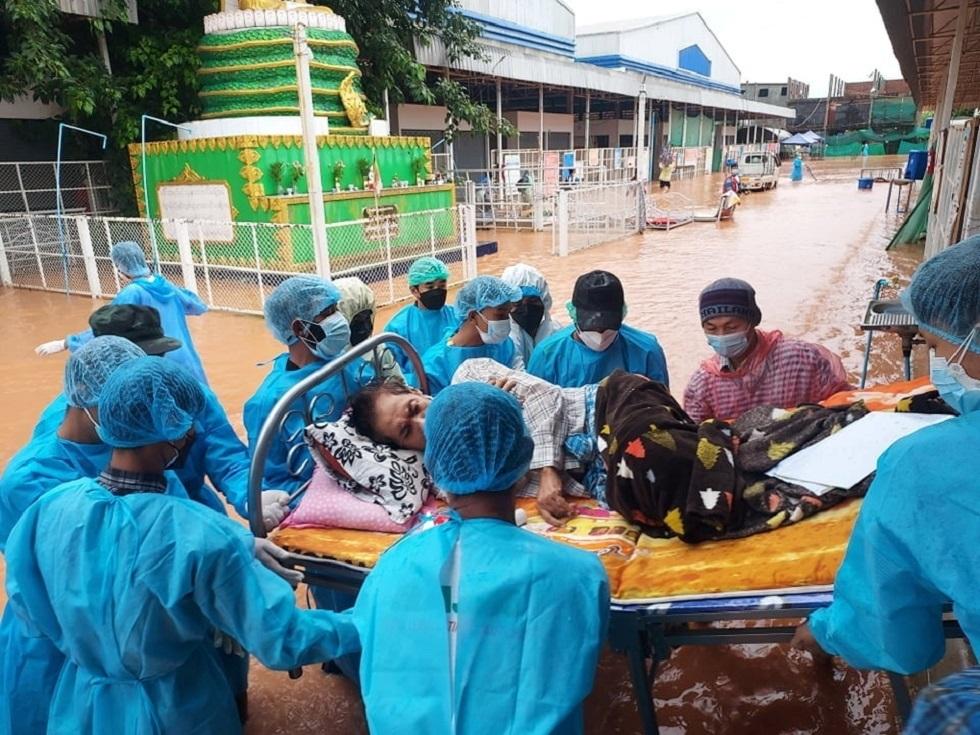 الأمم المتحدة: ميانمار قد تصبح بؤرة انتشار فيروس كورونا بوتائر فائقة