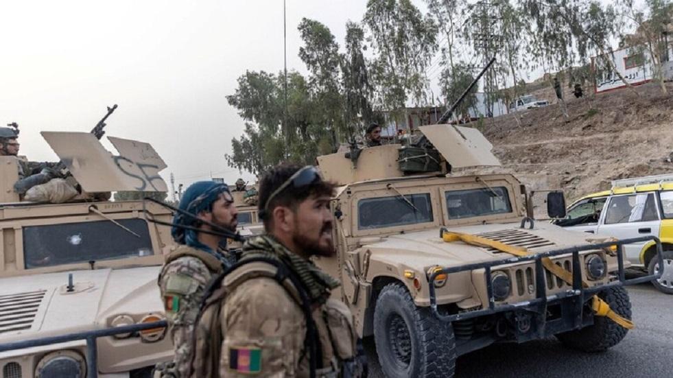 القوات الأفغانية تصد هجوما لـ