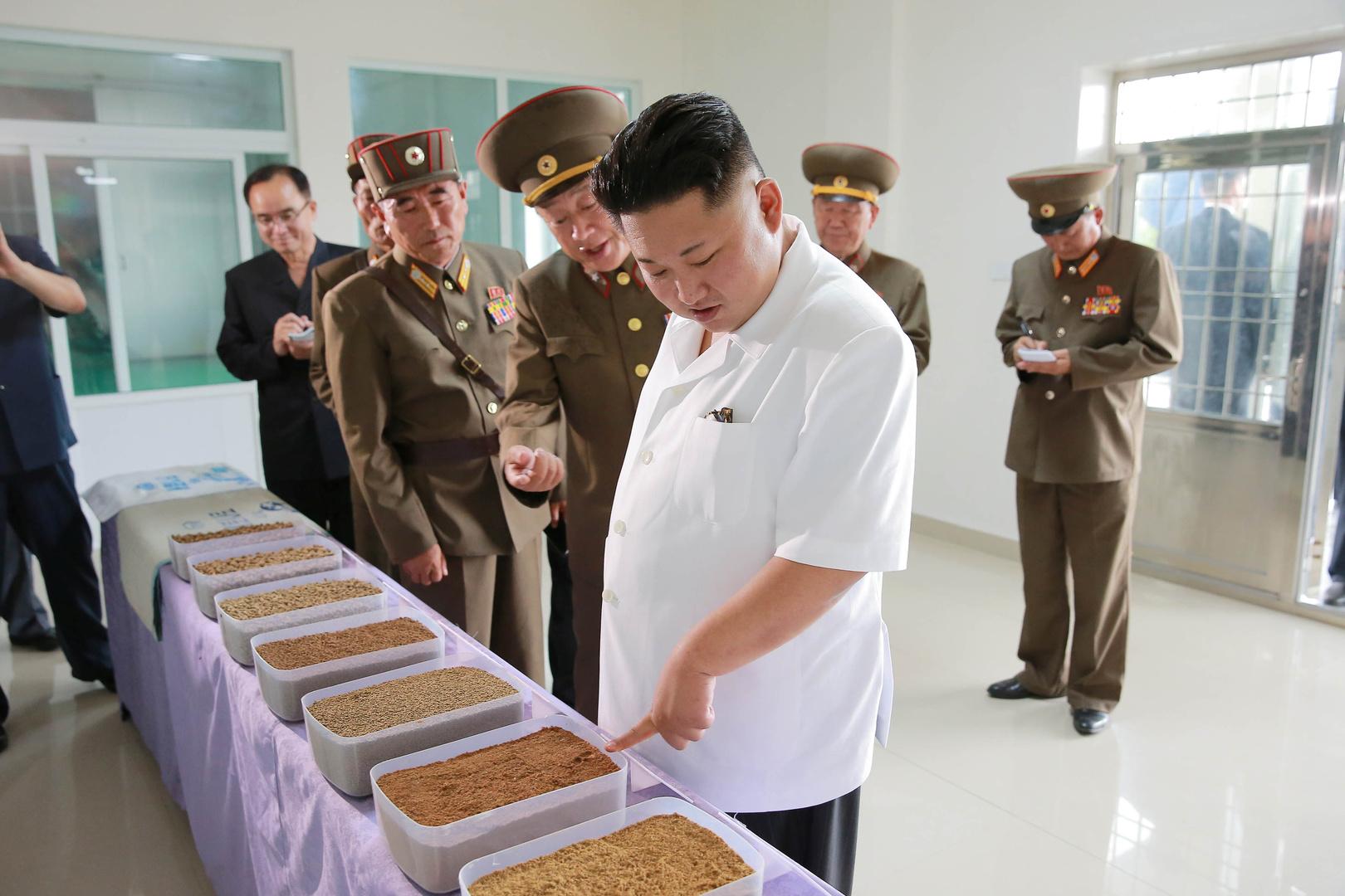 انهيار دراماتيكي للتجارة في كوريا الشمالية خلال العام 2020