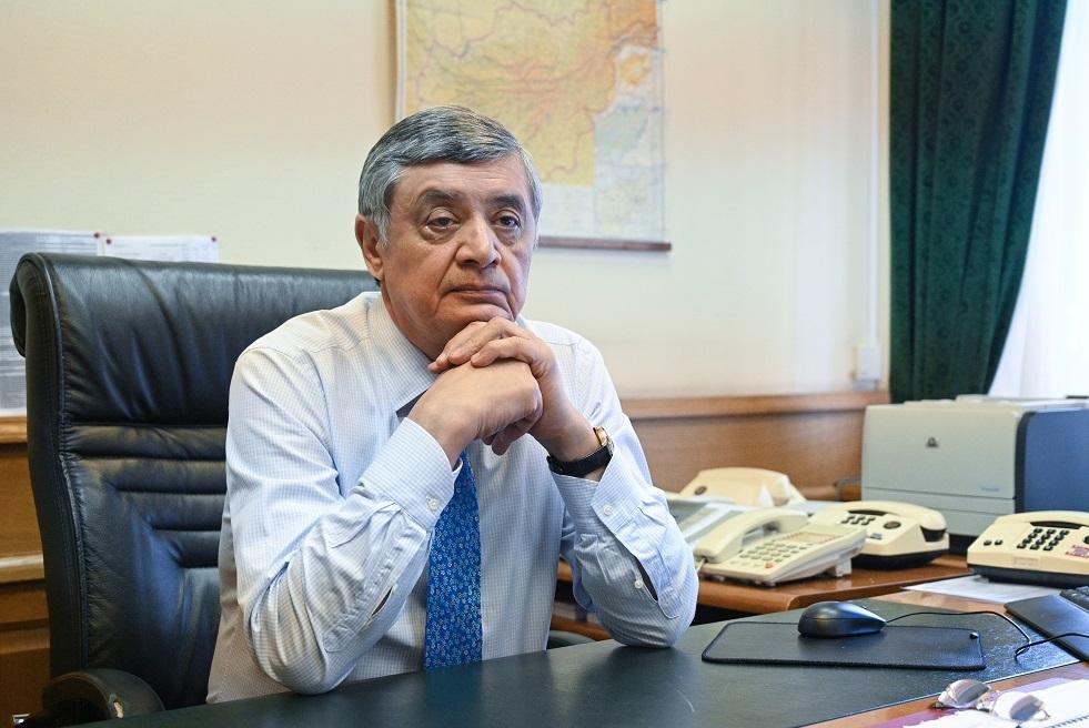 كابولوف: حوار موسكو مع واشنطن حول أفغانستان يتطور بشكل إيجابي