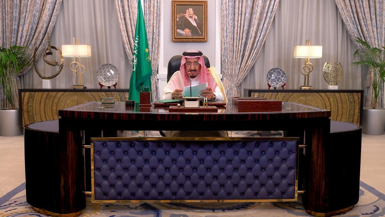 ملك السعودية وولي عهده يهنئان ملك المغرب بذكرى توليه مهام الحكم في بلاده