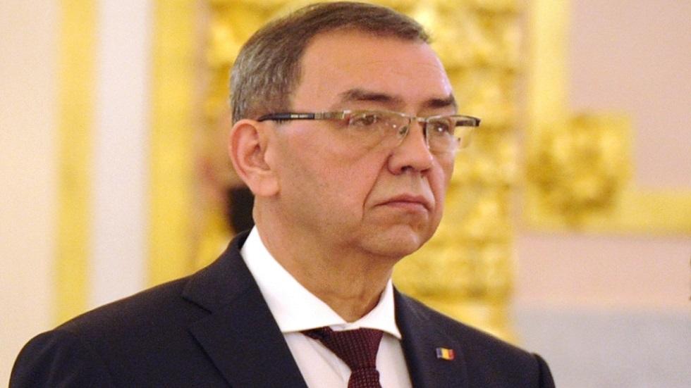 مولدوفا تستدعي سفيرها لدى موسكو للتشاور