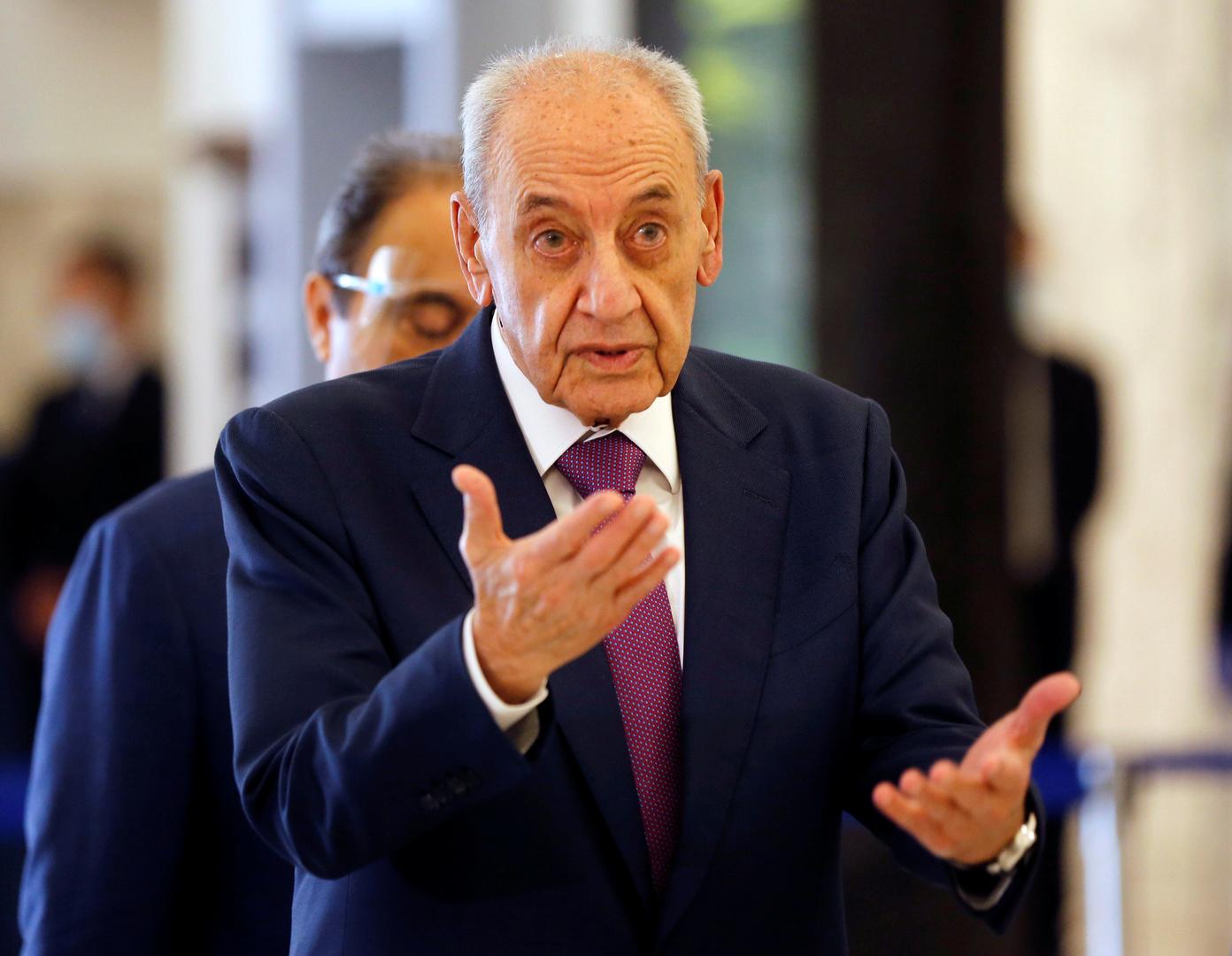 بري: البرلمان مستعد لرفع الحصانة من أجل التحقيق في انفجار مرفأ بيروت