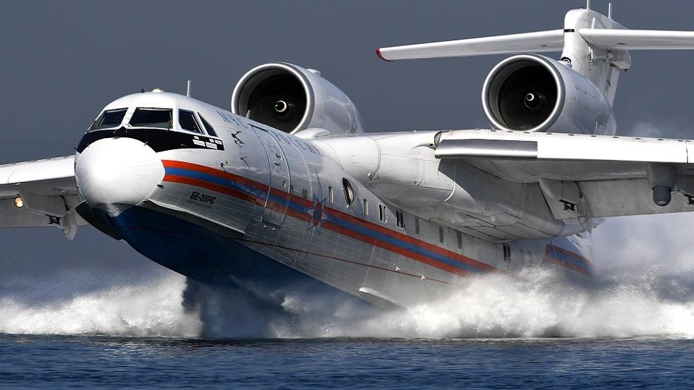 طائرة برمائية روسية من طراز