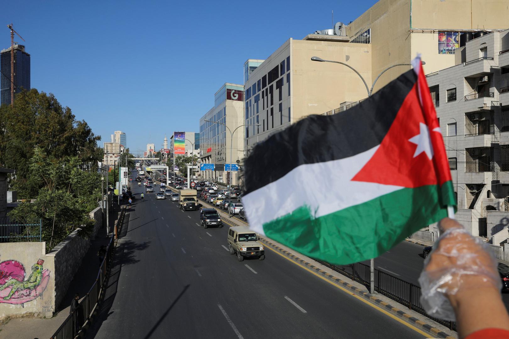 رئيس مجلس النواب الأردني يلتقي القائم بأعمال السفارة السورية