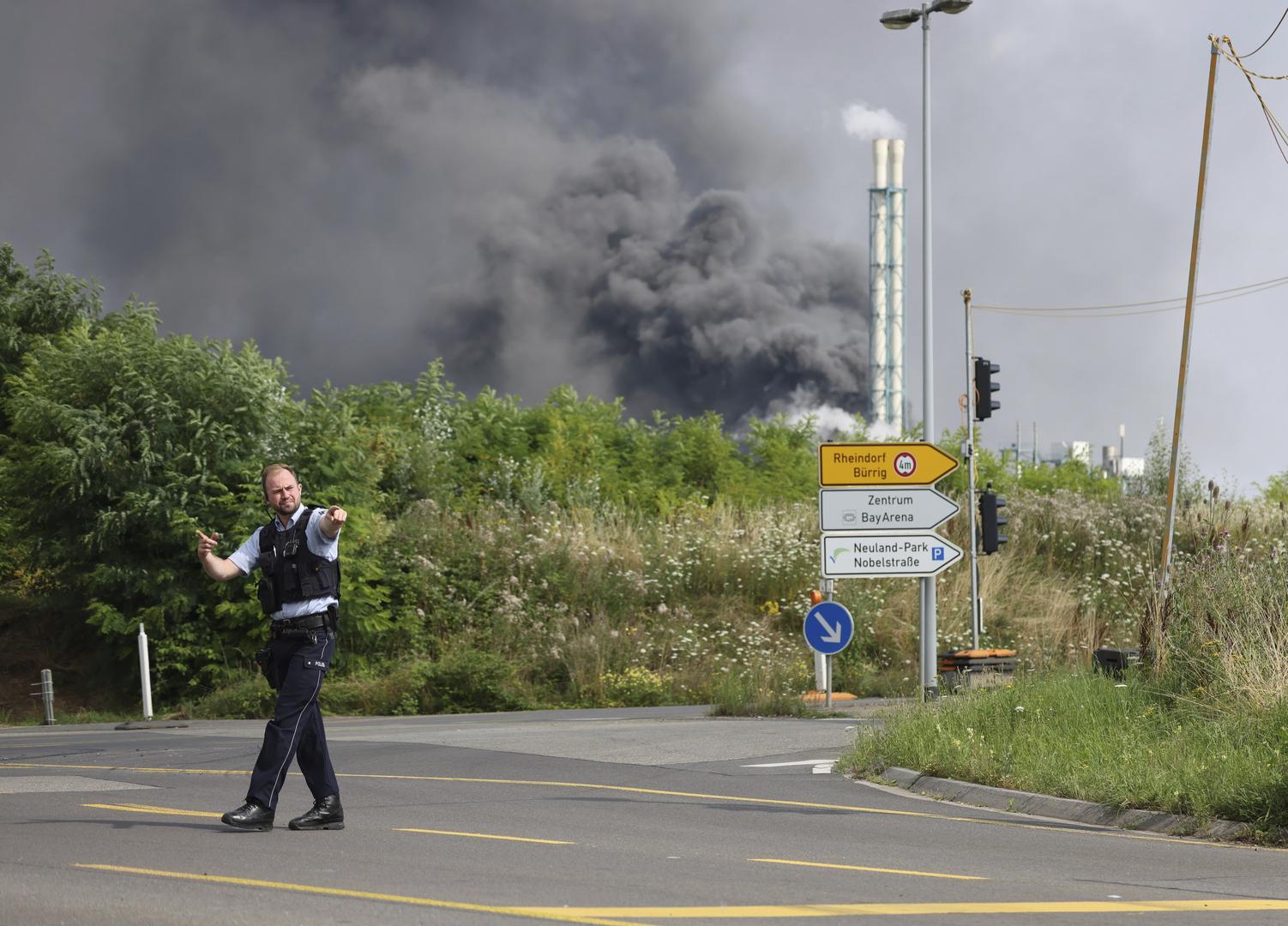 ألمانيا.. العثور على جثث 3 عمال بموقع انفجار مجمع الكيماويات