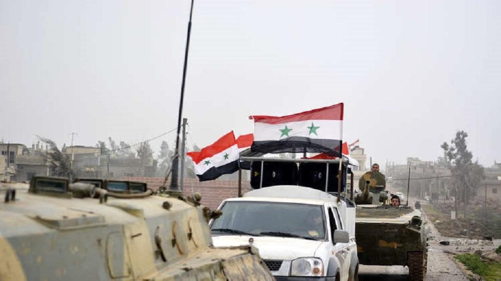 تعليق رسمي سوري على الوضع في درعا