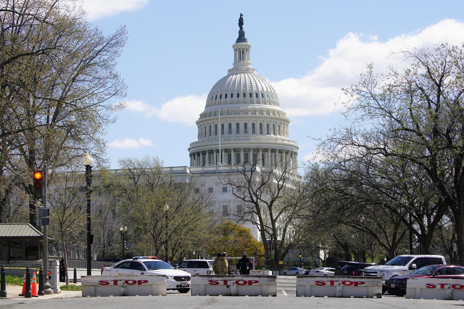 الكونغرس يصادق على تخصيص نحو ملياري دولار لحماية الكابيتول وللمتعاملين الأفغان