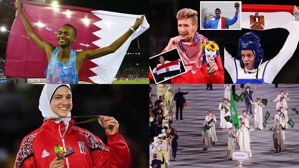 أبرز مواجهات الرياضيين العرب اليوم الجمعة في أولمبياد طوكيو بينها