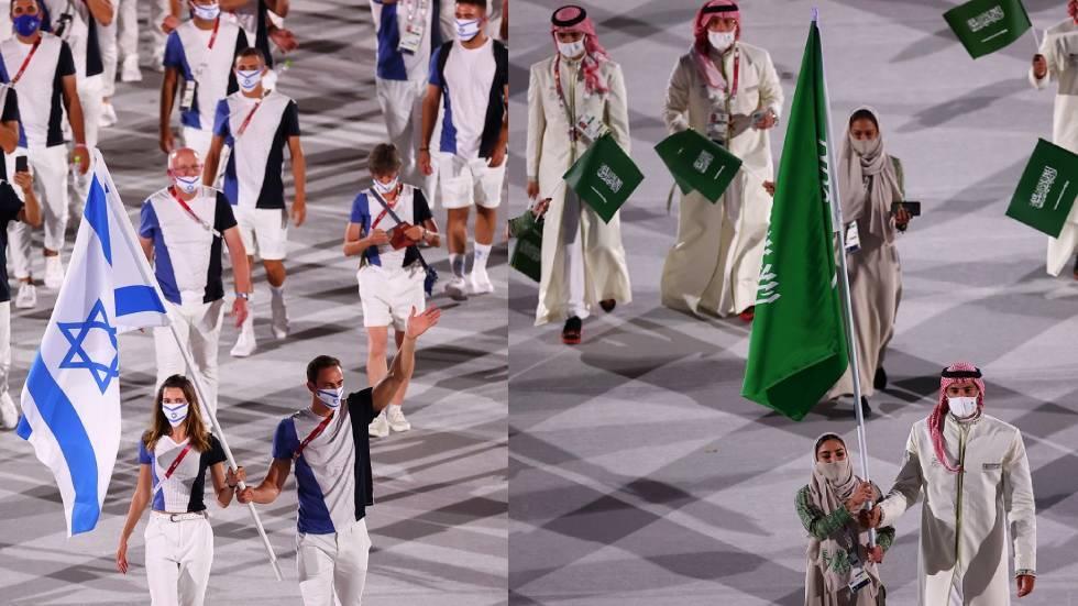 مواجهة السعودية تهاني القحطاني والإسرائيلية هيرشكو تنتهي بنتيجة ساحقة!