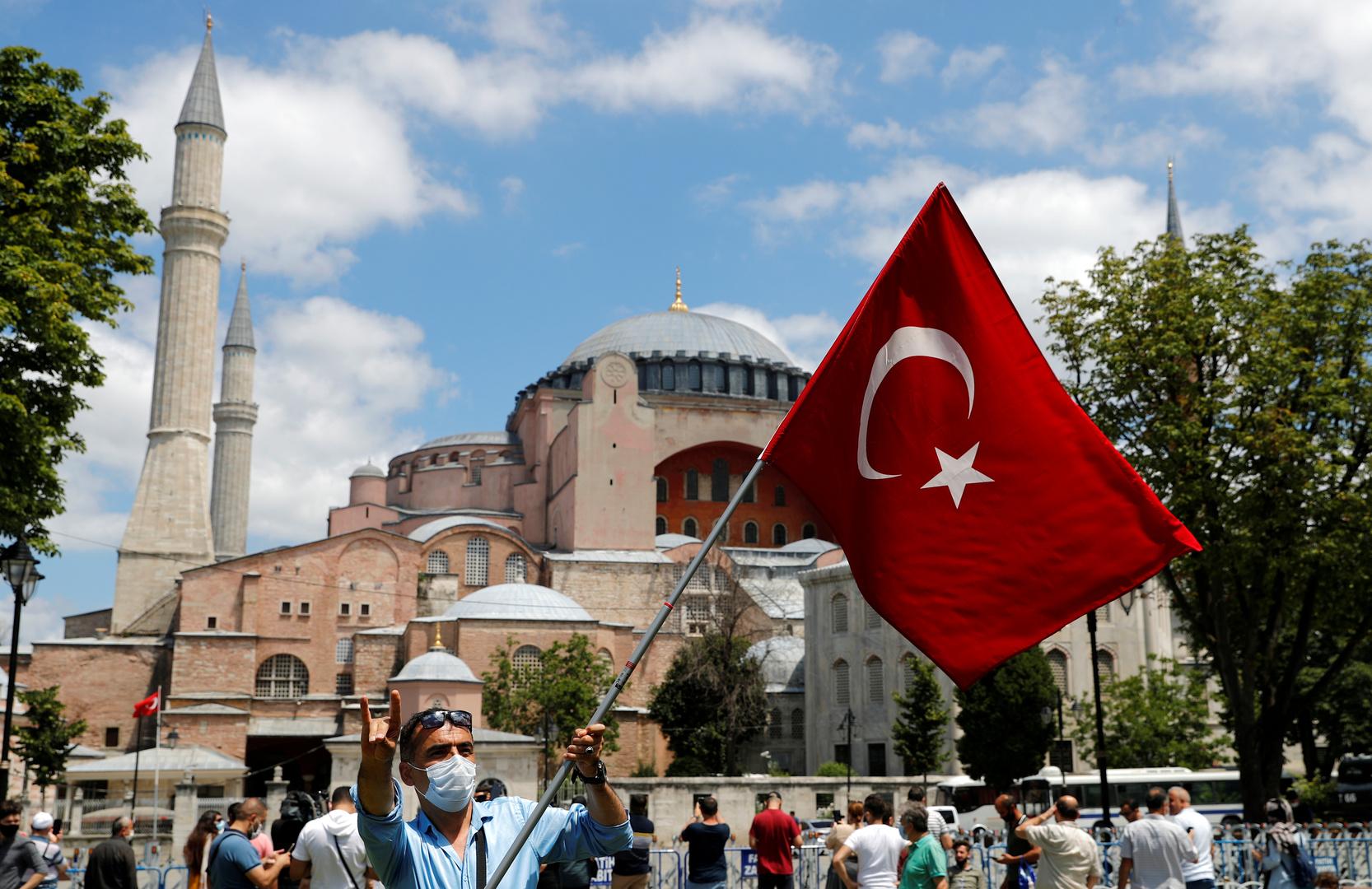 تركيا: تدمير 40 هدفا لـ
