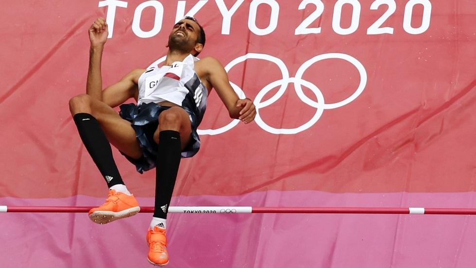 السوري غزال يودع أولمبياد