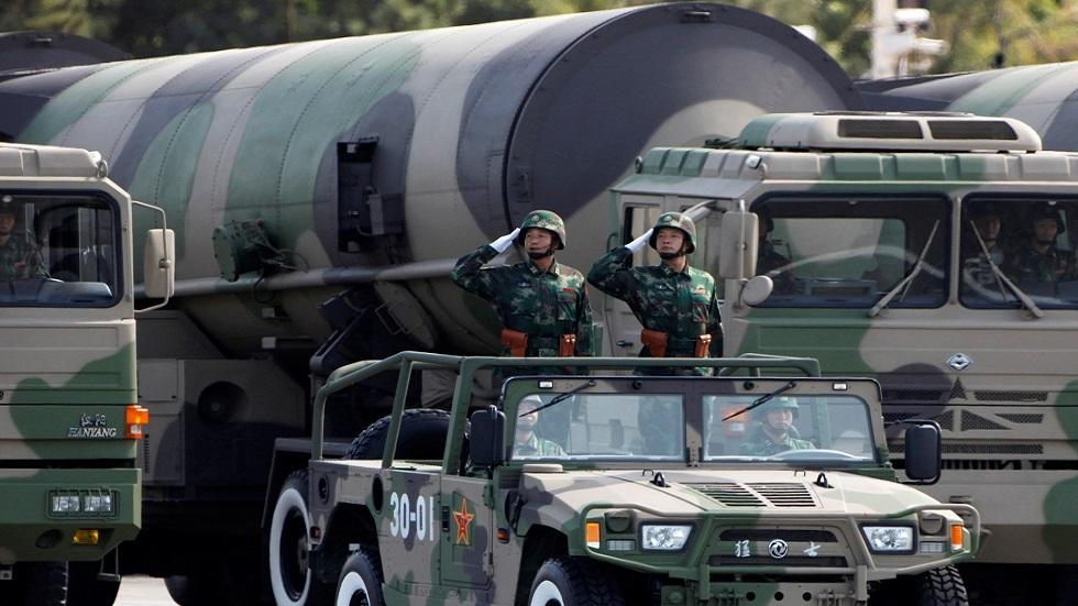 واشنطن تحذر من بناء الصين مزيدا من صوامع الصواريخ النووية